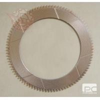 Buy cheap friction plate for Komatsu Bulldozers part No.131-21-43220 from wholesalers