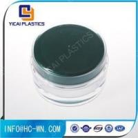 China Ungrouped 200g Big Acrylic Containers For Cosmetics wholesale