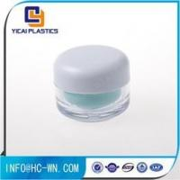 China Ungrouped Matte Color Round Korea Mini Cosmetic Jars wholesale