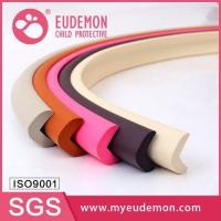 China Baby Safety Lock Baby Protective Rubber Edge Protector Table Edge Guard wholesale