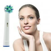 China oral b eb50a crossaction brush head wholesale