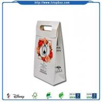 Buy cheap Environmental Luxury Shopping Paper Bag from wholesalers