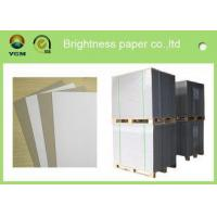 China Virgin Pulp Style Grey Back Duplex Board Paper Full Side SGS Certified wholesale