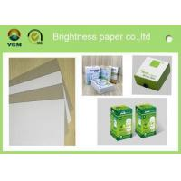 Buy cheap Gift Wrapping Grey Back Duplex Board Fbb Board 0.31Mm Thick 787 * 1092Mm from wholesalers