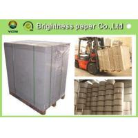 Buy cheap Clay Coated Newsback Board Shoe Boxes Cardboard Rolls For Packaging Moisture Proof from wholesalers