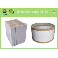 Buy cheap Customized Size Grey Back Duplex Board 100% Recycled Materials Paper from wholesalers