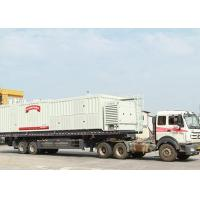 China Self-Compacting Concrete Mobile Mixing Station wholesale