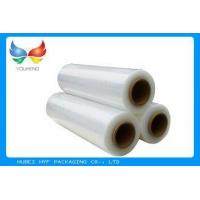 China Quickly Printing PVC Shrink Film Good Insulating Property 150mm-1000mm Width on sale