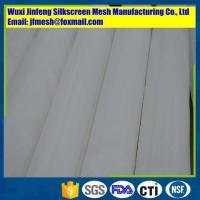 China White Silk Screen Printing Mesh Materials as the Screenprinting Supplies for Print on Ceramic wholesale