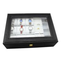 China See Through Leather Watch Box wholesale
