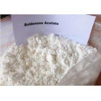China High Purity Raw Hormone Powders Boldenone Acetate For Bodybuilder 10161-34-9 on sale