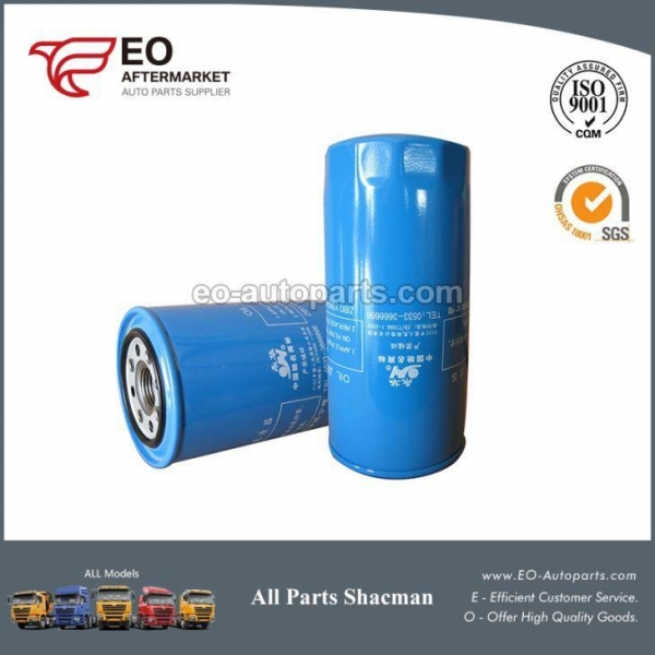 Quality High Quality SHAANXI Shacman Truck Diesel Engine Oil Filter JX0818 for sale