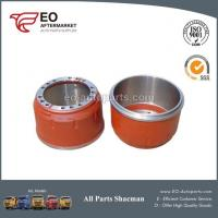 China OEM 81.50110.0232. Brake Drum Front For SHAANXI Shacman Heavy Truck wholesale