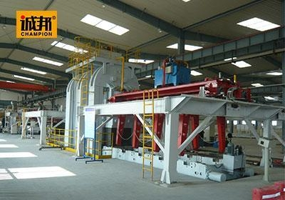 Quality Calcium silicate and cement fiber boards hydraulic press for sale