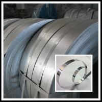 China Annealed tape measure cold rolled spring steel strips on sale