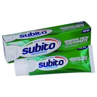 Buy cheap SUBITO SENSITIVE TEETH TOOTHPASTE 100g from wholesalers