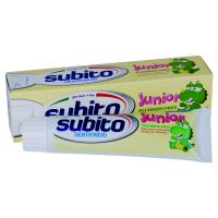 Buy cheap SUBITO JUNIOR TOOTHPASTE WITHOUT FLUORIDE 60g from wholesalers