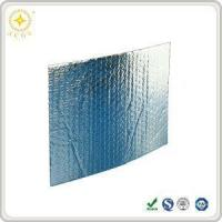Buy cheap Thermal and Acoustic Reflective Aluminum Foil with Polyethylene Bubble Film Heat Insulation from wholesalers