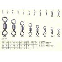 China WEIHE-1001 Wholesale fishing swivel rolling swivel wholesale