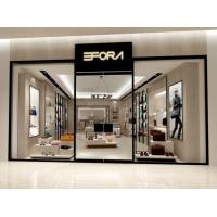 EFORA Shoes Shop Design, European Style Space Design, Asian Specialty Store Design, Shoes Bag, Showc