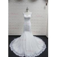 Buy cheap Sleeveless lace new hand work design robe de mariage aliexpress wedding dress from wholesalers