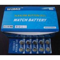 China AG10 Alkaline Button Cell 1.5V Battery wholesale
