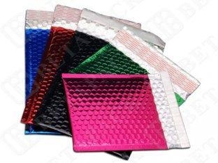 Quality Fully Laminated Aluminum Foil Bubble Lined Envelopes 6x10 Bubble Mailers for sale