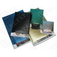 China Small / Large Colorful Metallic Bubble Mailer Protective Mailing Bags wholesale