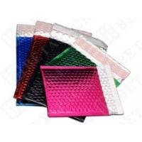 China Coloured Self Adhesive Metallic Bubble Mailer 12x17 For Document wholesale