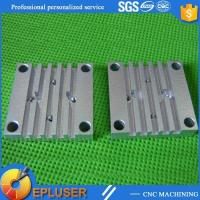 China Precision Aluminum CNC Machining Part with Clear Chromate for Separate Enclosures wholesale