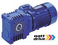 China Speed Reducers WATT Drive - Helical Worm Gearmotors & Speed Reducers wholesale