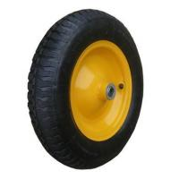 China WHEELS  3.50-8 pneumatic wheel on sale
