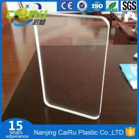 China extruded clear acrylic sheet wholesale