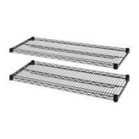China Lorell 4-Tier Wire Rack with Shelves wholesale
