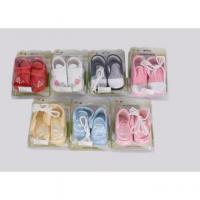 China Baby Toddler Soft Bottom Shoes wholesale