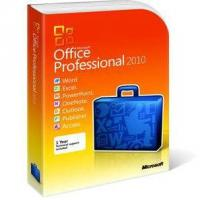 Buy cheap Microsoft Office Professional 2010 Activation Key from wholesalers