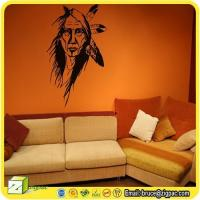 China Wall Stickers & Decals Item american sticker wholesale