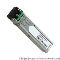 China HP Compatible SFP Optical Transceivers 850nm For 1.25Gb/s J4858C 1000Base Ethernet on sale
