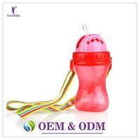 China baby drinking cups with straw wholesale