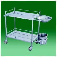 China Medical Dressing Trolley wholesale