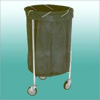 China Stainless Steel Soiled Linen Trolley wholesale