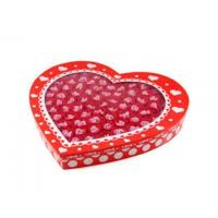 China valentine gift boxes wholesale Elegant Appearance Valentine's Day Gift Box With Lid on sale