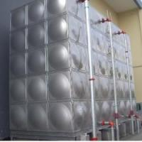 Buy cheap Luzhou stainless steel water tank from wholesalers