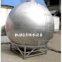 Buy cheap The spherical stainless steel water tank from wholesalers