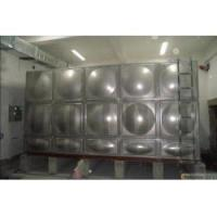 Buy cheap Guangyuan fire fighting stainless steel water tank, price, quotation from wholesalers