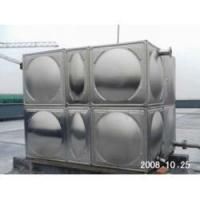 Buy cheap Modular stainless steel water tank from wholesalers