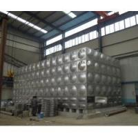 Buy cheap Fabricated stainless steel water tank from wholesalers