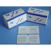 China Other Items alcohol prep pads use Alcohol Pads wholesale