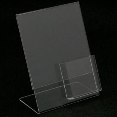 Quality Acrylic Sign Holders Office Depot Model NumberP-Sign Holders-23 for sale