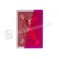 China USA Paper Bicycle Standard Marked Playing Cards wholesale